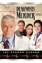 Diagnosis Murder - The Complete Second Season