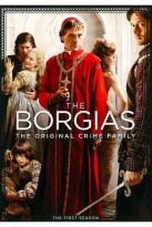 Borgias - The Complete First Season