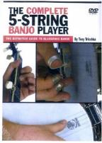 Complete 5-String Banjo Player