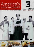 America's Test Kitchen - Season 3