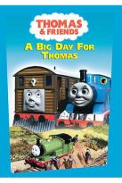 Thomas & Friends - A Big Day for Thomas
