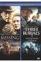 Missing/The Three Burials of Melquiades Estrada