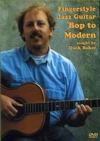 Fingerstyle Jazz Guitar : Bop to Modern - Vol. 2