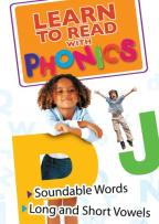 Learn To Read With Phonics - Volume 2: Soundable Words/Long And Short Vowels