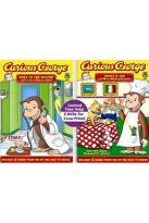 Curious George: Goes To Doctor/Takes A Job