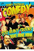 Terry Thomas Comedy: Too Many Crooks/Make Mine Mink
