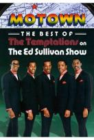 Ed Sullivan Show: The Best of The Temptations on The Ed Sullivan Show