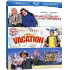 Planes, Trains and Automobiles/National Lampoon's Vacation/European Vacation