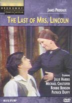 Last of Mrs. Lincoln