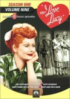 I Love Lucy - Season 1: Vol. 9