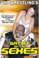 Pro Wrestling's Battle of the Sexes Vol 1