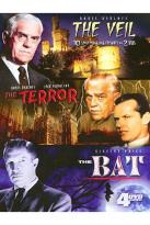 Boris Karloff & Vincent Price: The Veil / The Terror / The Bat