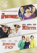 Apartment/The Misfits/Some Like It Hot
