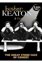 Buster Keaton - 4 Feature Films
