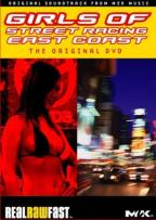 Girls of Street Racing: East Coast - The Original DVD