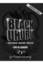 Black Uhuru - Live In London 25th Anniversary
