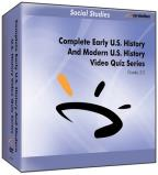 Complete Early U.S. History and Modern U.S. History Video Quiz Series