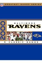 NFL Greatest Games Series: Baltimore Ravens 2000 Playoffs