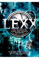 Lexx - The Complete Third and Fourth Seasons
