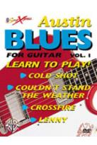 SongXpress - Austin Blues For Guitar Vol. 1