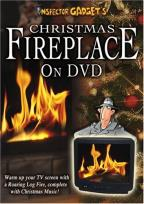 Inspector Gadget's Christmas Fireplace on DVD