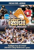 2008 College World Series - Fresno State Bulldogs