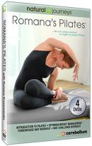 Romana's Pilates - 4-Volume Box Set