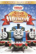 Thomas & Friends - Sodor Friends Holiday Collection