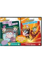 Fairly Oddparents: Channel Chasers & Superhero