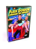 Flash Gordon Conquers The Universe - Volume 1&2