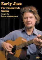 Lasse Johansson: Early Jazz for Fingerstyle Guitar