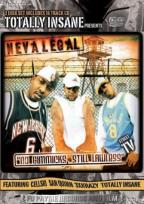 Nevalegal - No Gimmicks Still Lawless CD/DVD Combo