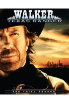 Walker Texas Ranger - The Complete Third Season