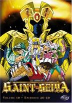 Saint Seiya - Vol. 10: Fallen Friends