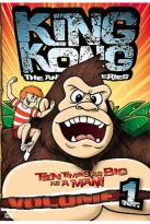 King Kong: The Animated Series - Vol. 1