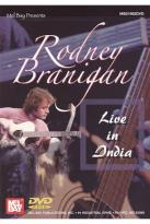 Rodney Branigan: Live in India