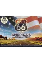 Route 66 and America's National Parks