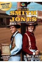Alias Smith and Jones - The Complete Series