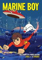 Marine Boy - The Complete Third Season