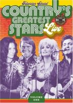 Country's Greatest Stars Live - Vol. 1