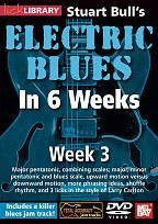 Lick Library: Stuart Bull's Electric Blues in 6 Weeks - Week 3