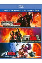 Spy Kids/Spy Kids 2: The Island of Lost Dreams/Spy Kids 3: Game Over