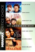 Miramax Critics' Choice: Of Love and War