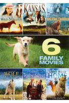 6 - Movie Family Pack, Vol. 3