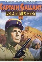 Captain Gallant of the Foreign Legion, Vol. 4