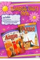 Slumber Party Pack: Annie/Annie: A Royal Adventure