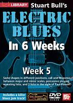 Lick Library: Stuart Bull's Electric Blues in 6 Weeks - Week 5