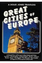 Doug Jones Travelog - Great Cities Of Europe