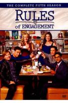 Rules of Engagement - The Complete Fifth Season