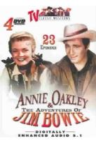 TV Classic Westerns: Annie Oakley and Jim Bowie, Vol. 1